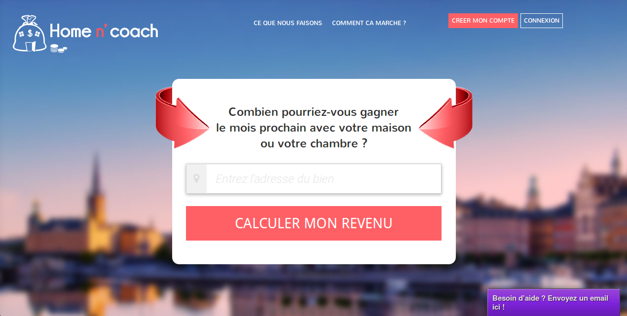 site-wordpress-gestion-locative-homencoach